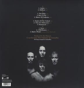 Empire of the Undead - Vinile LP di Gamma Ray - 2