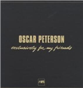 Exclusively for My Friend - Vinile LP di Oscar Peterson