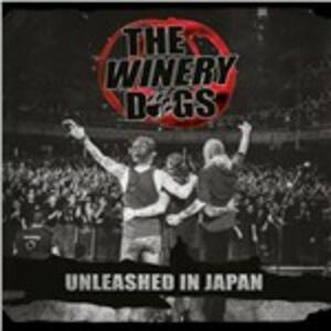 Unleashed in Japan - Vinile LP di Winery Dogs
