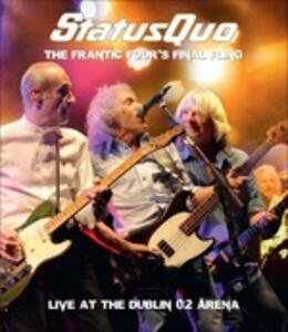 The Frantic Four's Final Fling. Live at the Dublin O2 Arena - Vinile LP di Status Quo