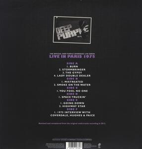 Paris 1975 - Vinile LP di Deep Purple - 2
