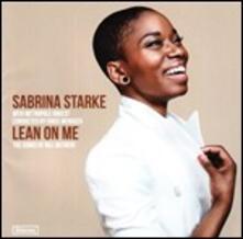 Lean on me - Vinile LP di Sabrina Starke