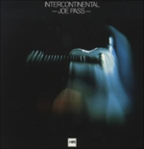 Intercontinental - Vinile LP di Joe Pass