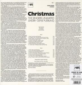 Christmas - Vinile LP di Singers Unlimited - 2