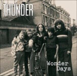 Wonder Days - Vinile LP di Thunder