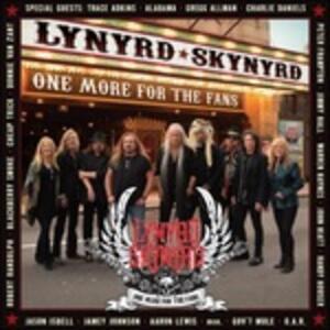 Lynyrd Skynyrd. One More for the Fans (2 DVD) - DVD