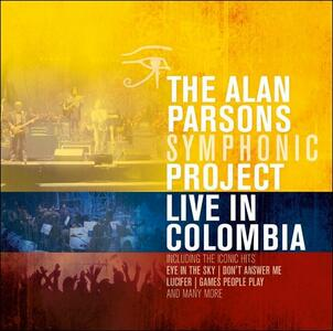 The Alan Parsons Symphonic Project. Live in Colombia - DVD