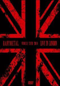 Babymetal. Live in London. World Tour 2014 - Blu-ray