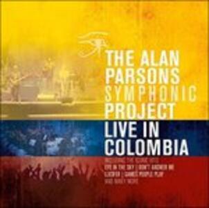 Live in Colombia - Vinile LP di Alan Parsons Symphony Project