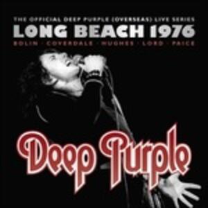 Long Beach 1976 - Vinile LP di Deep Purple