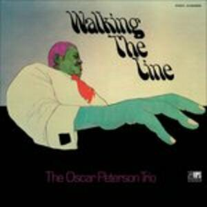 Walking the Line - Vinile LP di Oscar Peterson