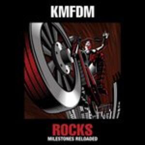 Rocks-Milestones Reloaded - Vinile LP di KMFDM