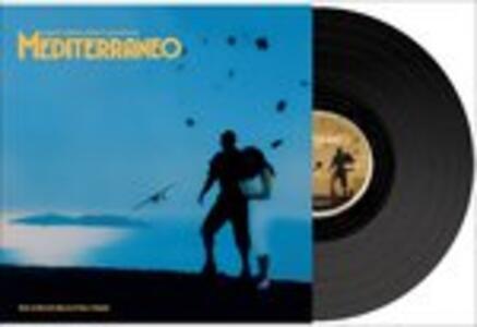 Mediterraneo (Colonna Sonora) - Vinile LP