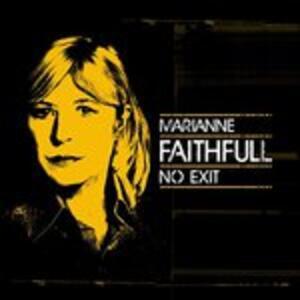 No Exit - Vinile LP di Marianne Faithfull
