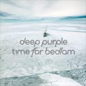 CD Time for Bedlam Ep (Digipack) Deep Purple