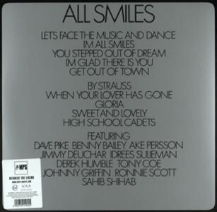 All Smiles - Vinile LP di Kenny Clarke,Francy Boland