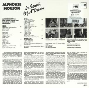 In Search of a Dream - Vinile LP di Alphonse Mouzon