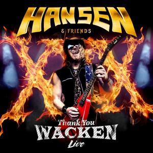 Thank You Wacken - Vinile LP di Kai Hansen