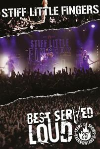 Best Served Loud. Live at Barrowland (DVD) - DVD