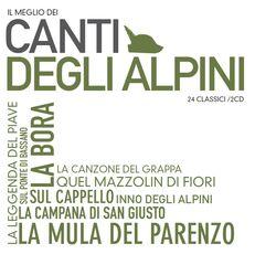 CD Il meglio dei canti degli Alpini
