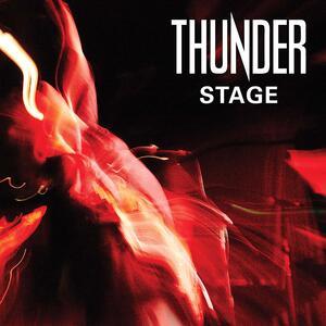 Stage - Vinile LP di Thunder