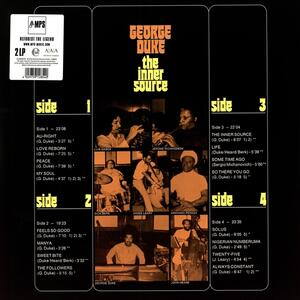 Inner Source - Vinile LP di George Duke - 2