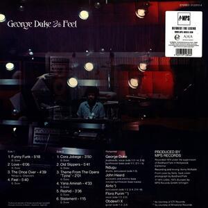Feel - Vinile LP di George Duke - 2