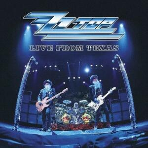 Live from Texas - Vinile LP di ZZ Top