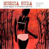 CD Musica nuda. Verso Sud Petra Magoni Ferruccio Spinetti