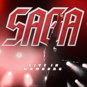 Live in Hamburg - Vinile LP di Saga