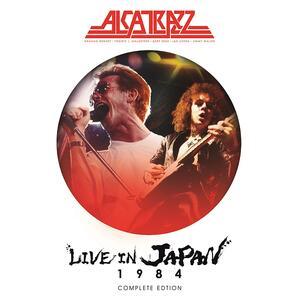Live in Japan 1984. The Complete Edition - Vinile LP di Alcatrazz