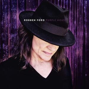 Purple House - Vinile LP di Robben Ford