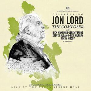 Celebrating Jon Lord the Composer - Vinile LP + Blu-ray di Jon Lord
