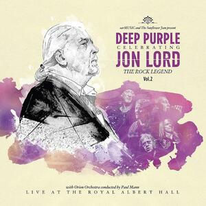 Celebrating Jon Lord Rock Legend vol.2 - Vinile LP + Blu-ray di Jon Lord