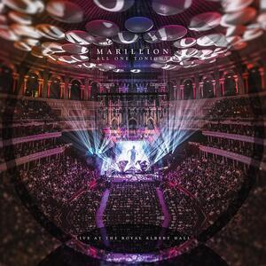 All One Tonight. Live at the Royal Albert Hall - Vinile LP di Marillion