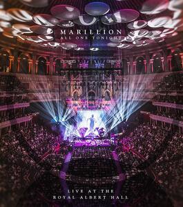 All One Tonight. Live at the Royal Albert Hall (2 Blu-ray) - Blu-ray