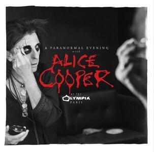 A Paranormal Evening at the Olympia Paris Live - Vinile LP di Alice Cooper