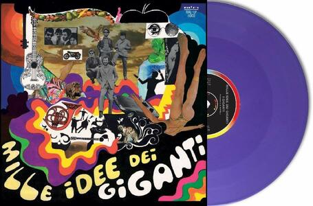 Mille idee dei giganti - Vinile LP di Giganti