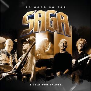 So Good So Far - Vinile LP di Saga