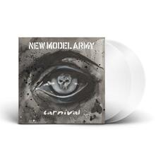 Carnival (Redux) (Limited White Coloured Vinyl) - Vinile LP di New Model Army