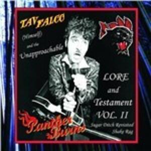 Sugar Ditch Revisited - Vinile LP di Tav Falco