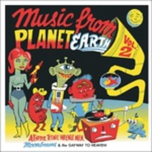 Music from Planet Earth 2 - Vinile LP