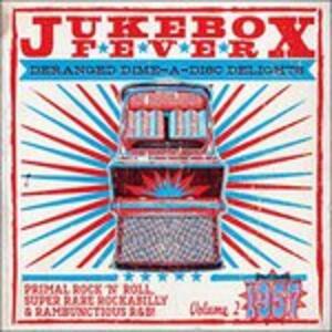 Jukebox Fever 1957 - Vinile LP + CD Audio