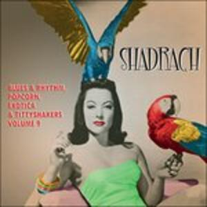 Shadrach. Exotic Blues And - Vinile LP