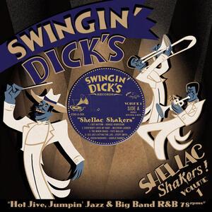 Swingin' Dick's Shellac - Vinile 10''