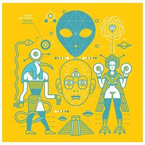 Mambo cosmico - Vinile LP di Sonido gallo negro