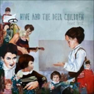 Feet First - Vinile LP di Deer Children,Nive Nilsen
