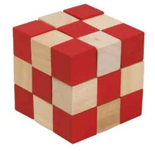 Rompicampo in legno Wooden cubes