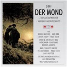 Der Mond - CD Audio di Carl Orff,Wolfgang Sawallisch