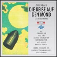 Il viaggio nella Luna - CD Audio di Jacques Offenbach